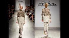 Ayana Ife's Project Runway Season 16 Final Collection