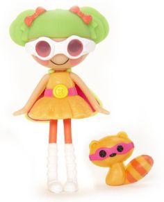 Amazon.com: Mini Lalaloopsy Doll - Dyna Might: Toys & Games