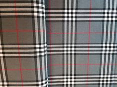 Black and Grey Tartan Fabric, Italian Designer Fashion tartan, Poly viscose, Machine Washable, FabricDesigTreasures Canada Online, Tartan Fabric, Fabric Birds, Fabric Shop, Fashion Fabric, Black And Grey, Trending Outfits, Christmas, Fashion Design