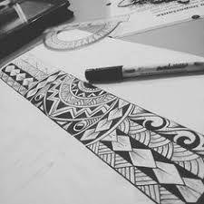 Resultado de imagem para bracelete maori #maoritattoosbrazo