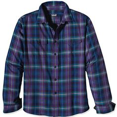 This @Patagonia shirt meets the Global Recycle Standard | Eco Fashion Men | Organic Spa Magazine