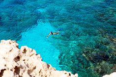 Fig Tree Bay - Cyprus island