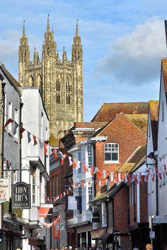 Canterbury, Kent. Canterbury Kent, Canterbury Cathedral, United Kingdom, Scenery, To Go, England, Europe, London, Explore