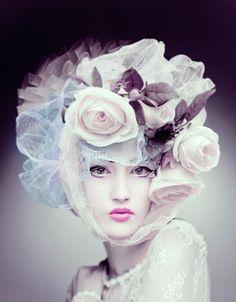 fashion works (2010 sept/oct) by Natalie Shau, via Behance