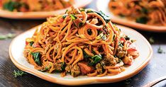 Sweet Potato Noodles That Make a Perfect Pasta Replacement | Greatist