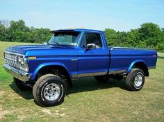 Old Ford Pickup Truck, 1979 Ford Truck, Ford Ranger Truck, Farm Trucks, Ford 4x4, Ford Pickup Trucks, 4x4 Trucks, Cool Trucks, Lifted Trucks