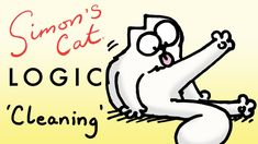 Simon's Cat Logic #6 - How Do Cats Stay So Clean!?