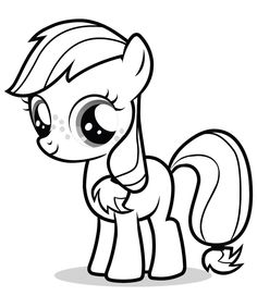 my little pony coloring pages printable wallpaper hd - Printable Coloring Sheets For Kids