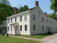 Once a stagecoach stop on Buffalo-Cleveland-Detroit post road, today Dunham Tavern Museum is the oldest building still standing on its original site in the city of Cleveland. The 1824 home of Rufus and Jane Pratt Dunham is a designated Cleveland Landmark listed on the National Register of Historic Places. In stark contrast to the cityscape that surrounds it, the museum and its gardens offer a glimpse of history and insight into the lifestyles of early Ohio settlers and travelers.