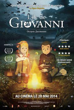 L'Île de Giovanni est un film de Mizuho Nishikubo avec Kota Yokoyama, Junya Taniai. Synopsis : 1945 : Après sa défaite, le peuple japonais vit dans la crainte des forces américaines. Au nord du pays, dans la minuscule île de Shikotan, la vie s'o
