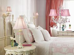 Country cottage kids bedroom ideas.