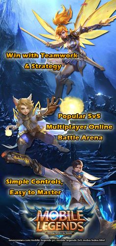 Know whom from heroes will provide you a higher chance of getting many kills in the game.  #MobileLegends #MobileLegend #MobileLegendsPC #MobileLegendsBangBang #HowtoplayMobileLegendsonPC #MobileLegendsonPC #downloadmobilelegends #moblegends #mobilelegendsbangbang Online Battle, Mobile Legends, Bang Bang, Teamwork, Game Design, Bangs, Movie Posters, Playmobil, Fringes