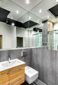 Lustra w łazience