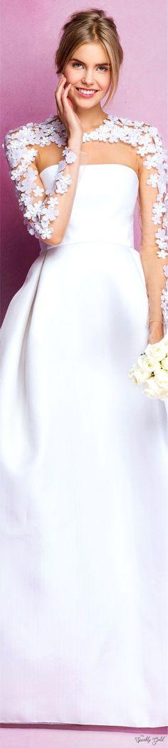 Angel Sanchez Fall 2016 Bridal