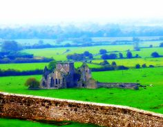 Hore Abbey - 1270 AD - next to Rock of Cashel - Jon Lander ©2016 - County Tipperary, Ireland