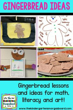 Raise your hand if you love gingerbread stories! There are so many versions of the story that lend themselves to some great literacy activities. Comparing and contrasting, sequencing, problem/sol… Gingerbread Man Kindergarten, Gingerbread Man Book, Gingerbread Man Activities, Holiday Activities For Kids, Gingerbread Stories, Gingerbread Houses, Kindergarten Smorgasboard, Kindergarten Themes, Kindergarten Activities