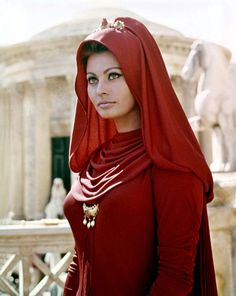Sophia Loren, The Fall of the Roman Empire, 1964