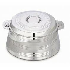 Maxima Orbit Hot Pot Litre (Pyramid Shape) * Always clean it with soft detergent or liquid soap to keep it ever shining. * Available in various capacities to suit your daily requirements and needs. Hot Pot, Liquid Soap, Dinnerware Sets, Suit, Stainless Steel, India, Cleaning, Shapes, Stylish