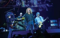 ANTRO DO ROCK: Robert Plant descarta a ideia de uma turnê do Led ...