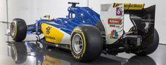 Sauber presenta sus nuevos colores  #F1 #Formula1