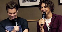 Luke & Ashton Interview with 2DayFMSydney