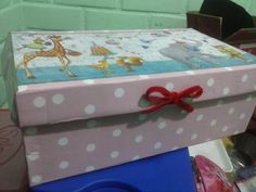 lindas cajas