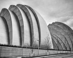 Kauffman Center for the Performing Arts in by PittsPhotography