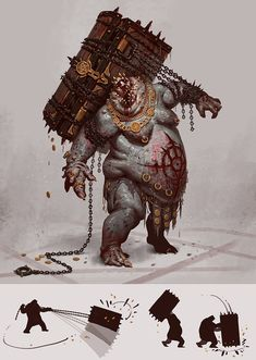 Monstros & Criaturas Fall Nails fall nails on brown skin Monster Art, Monster Concept Art, Monster Design, Dark Fantasy Art, Fantasy Kunst, Fantasy Artwork, Dnd Monsters, Cool Monsters, Creature Concept Art