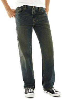 ARIZONA Arizona Loose Fit Jeans Loose Jeans, Arizona, Cotton Fabric, Legs, Dark, Color, Fashion, Flagstaff Arizona, Colour