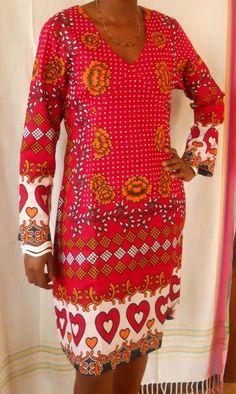 khanga dresses | Khanga Dress | Summer Dresses | Summer Beach Collection | A. A. Shakir ...