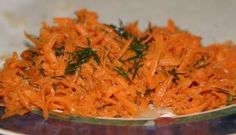 Karottesalat (Carrot Salad) from Food.com: Posting this at the request of my German DH. Excellent served with Gurkensalat (Cucumber Salad).