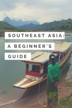 """We attempt to answer """"Where should I travel?"""" Advice on how to plan a trip to Southeast Asia to explore Thailand, Vietnam, Cambodia, Laos and Burma (Myanmar)."""