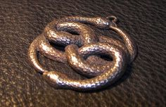The Neverending Story  3D Printed AURYN by GeomatrixStudio on Etsy, $49.95