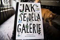 Madame Coquette: do knihovničky / Jak se dělá galerie