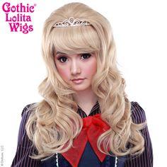 Gothic Lolita Wigs® <br> Princess™ Collection - Light Medium Blonde -00513