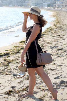 :: Beach Straw Hat