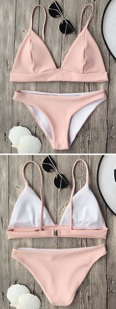 The Man From Bralette bikini, he says 'yes' Swimwear 2017:Zaful,Bikinis,Micro bikini,High waisted bikini,Halter bikini,Crochet bikini,One-pieces,Tankini set,Cover ups,to find different swimwear(bathing suit,swimsuits) ideas ZAFUL | Womens Clothing Online Shopping Store Extra 10% OFF Code:ZF2017