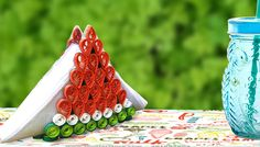 It's summer time and we have the perfect project for you to cool off with. Get ready to make this juicy delight: https://www.letsquillon.com/collections/watermelon-tissue-holder#products