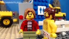 LEGO Police Jailbreak The Movie Lego Mountain, Lego Police, Lego City, Movie, Kids, Young Children, Boys, Film, Cinema