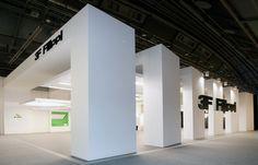 Xilos Allestimenti fieristici Stand Display Sistemi espositivi portatili e modulari
