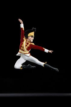 Esteban BerlangaThe NutcrackerPhoto: Richard Haughton