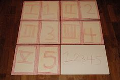 Waldorf ~ 1st grade ~ Math ~ Quality of Numbers ~ Main Lesson Block Plan