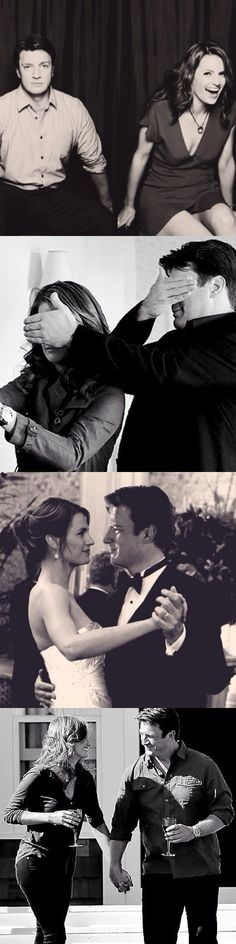 Stana Katic ✾ and Nathan Fillion Castle. Abc Tv Shows, Best Tv Shows, Movies And Tv Shows, Favorite Tv Shows, Castle Series, Castle Tv Shows, Castle Abc, Chicago Fire, Series Movies