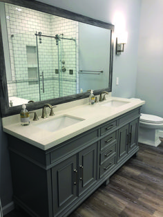 Great vinyl flooring small bathroom just on home design ideas site