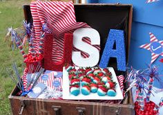Giggles Galore: 4th of July BBQ