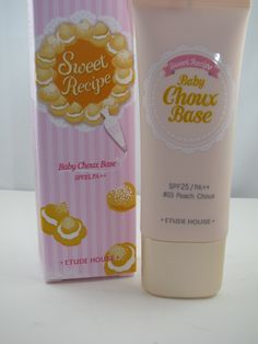 Etude House Baby Choux Base (Tube) Review & Swatches