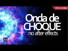 Como fazer uma Onda de Choque no After Effects! - YouTube