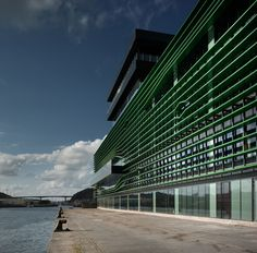 Basque Country, Bizkaia, Bilbao, Idom Building (www.bilbaoarchitecture.com)