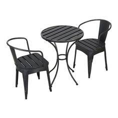 Best Selling Home Decor Outdoor Dining Set 29591 Colmar 3 Piece Outdoor  Bistro Set