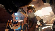 The E3 trailer for ReCore - a truly fresh-looking game, Xbox One launch exclusive